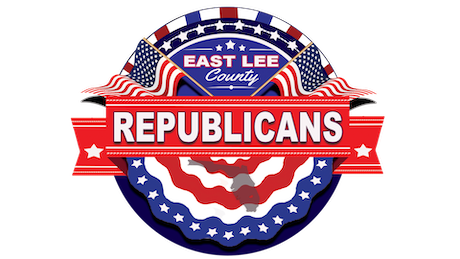 East LEE GOP Logo